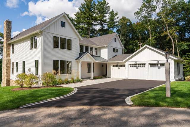 5 Stone Ridge Lane, Weston, MA 02493 (MLS #72541203) :: Vanguard Realty
