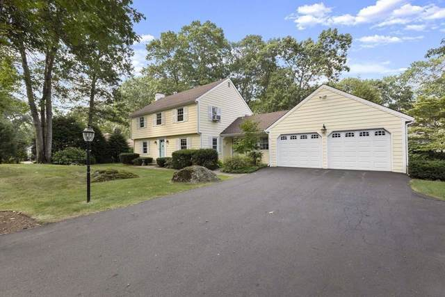 31 Wagon Wheel Road, North Attleboro, MA 02760 (MLS #72541531) :: Team Patti Brainard