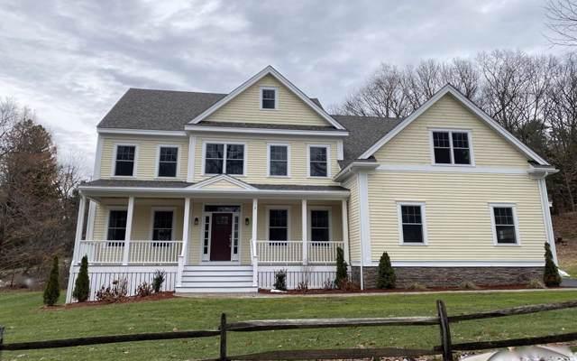 2 Diana Ln, Lexington, MA 02421 (MLS #72542603) :: The Duffy Home Selling Team