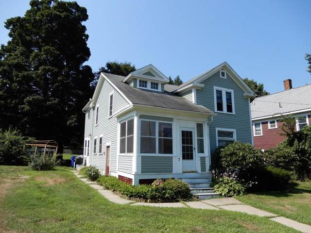 7 Florence Rd, Northampton, MA 01062 (MLS #72543020) :: Kinlin Grover Real Estate