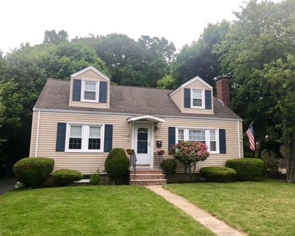 13 Linden Ave., Salem, MA 01970 (MLS #72543778) :: RE/MAX Vantage