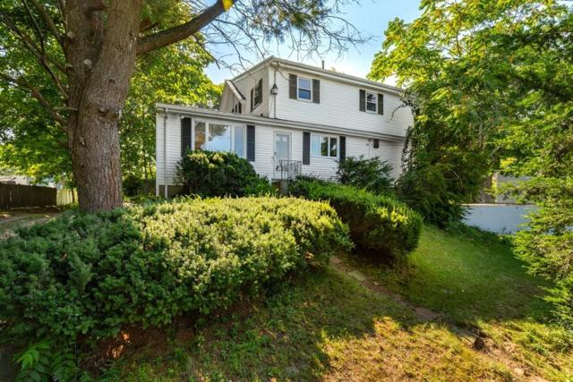 14 U:1-2 Mount Calvary, Boston, MA 02131 (MLS #72544128) :: DNA Realty Group