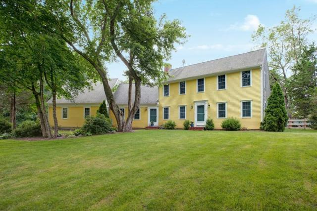 16 Old Dam Rd, Bourne, MA 02532 (MLS #72544689) :: Westcott Properties