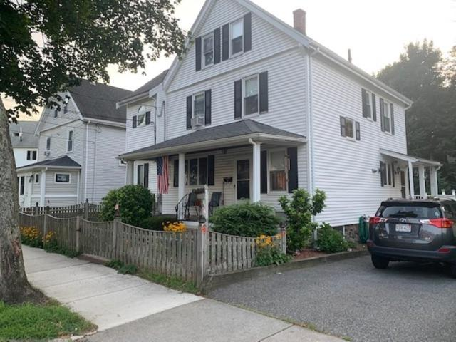 309 Albion Street, Wakefield, MA 01880 (MLS #72544822) :: The Muncey Group