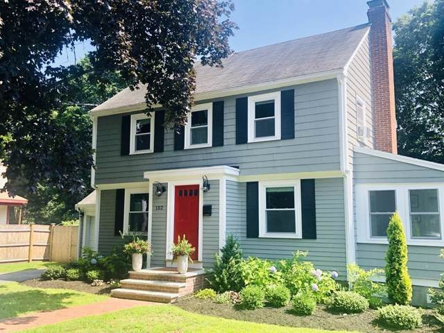152 Oak Street, Reading, MA 01867 (MLS #72546090) :: RE/MAX Vantage