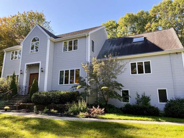 155 Marshall St., Paxton, MA 01612 (MLS #72546911) :: Parrott Realty Group