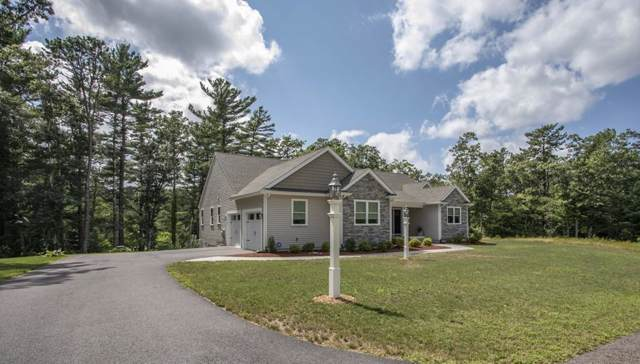 33 Acorn Trail, Plymouth, MA 02360 (MLS #72547632) :: DNA Realty Group