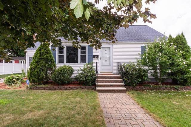 54 Thornton Ave, Lowell, MA 01852 (MLS #72548041) :: Trust Realty One