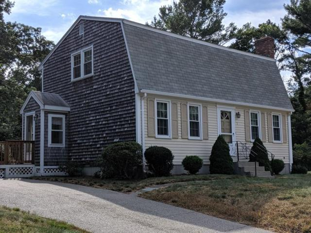 5 Montgomery Drive, Plymouth, MA 02360 (MLS #72548114) :: The Muncey Group