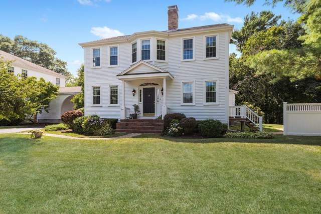 1193 Main Street D1, Hingham, MA 02043 (MLS #72549597) :: Exit Realty