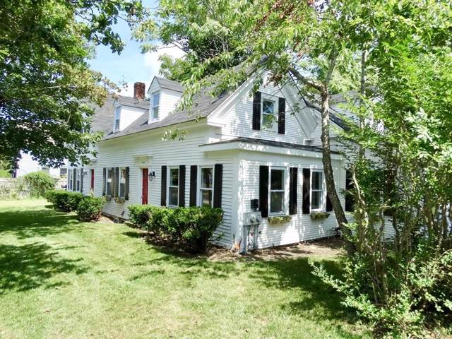 30-32 Station Ave, Yarmouth, MA 02664 (MLS #72550515) :: The Muncey Group