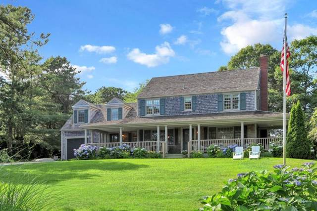 120 Woodland Way, Chatham, MA 02650 (MLS #72551302) :: The Gillach Group