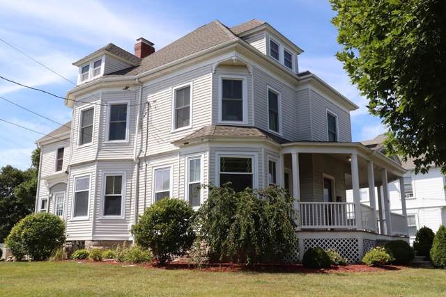 80 Congress Street, Milford, MA 01757 (MLS #72552581) :: The Muncey Group