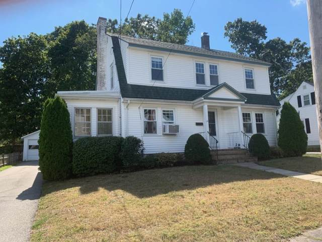 16 Hilldale Rd, Weymouth, MA 02190 (MLS #72552823) :: The Muncey Group