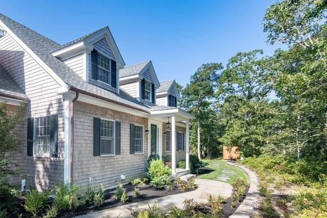 14 North Bog Road, Edgartown, MA 02539 (MLS #72553434) :: The Duffy Home Selling Team