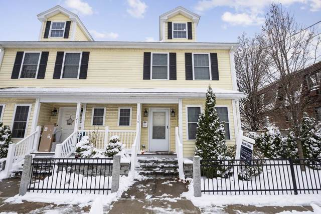 119 Main St #1, Quincy, MA 02169 (MLS #72554724) :: Berkshire Hathaway HomeServices Warren Residential