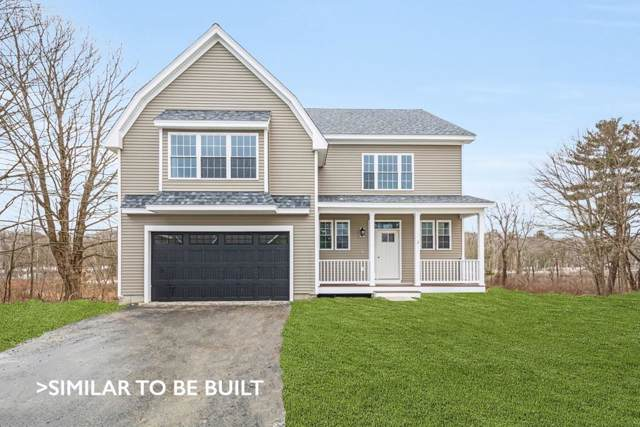8 Connor Drive #24, Acton, MA 01720 (MLS #72555324) :: Vanguard Realty