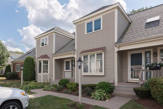 9 Cara  Dr #9, Weymouth, MA 02188 (MLS #72558034) :: The Muncey Group