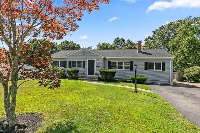 46 Geraldine Dr, Norwood, MA 02062 (MLS #72558589) :: Primary National Residential Brokerage