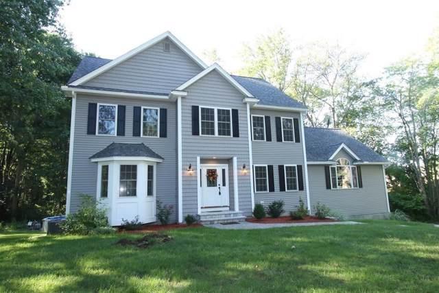 9 Nichols Street, North Reading, MA 01864 (MLS #72558731) :: Welchman Torrey Real Estate Group
