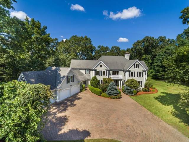 275 Dudley Road, Newton, MA 02459 (MLS #72559284) :: The Muncey Group