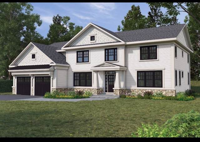 100 Farm Ln, Westwood, MA 02090 (MLS #72560001) :: Trust Realty One