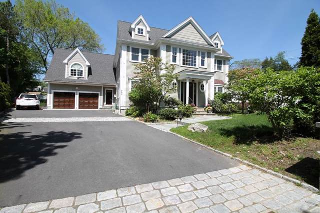351 Dudley Road, Newton, MA 02459 (MLS #72560880) :: Vanguard Realty