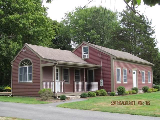 60 Vaughan Street, Lakeville, MA 02347 (MLS #72560937) :: Kinlin Grover Real Estate