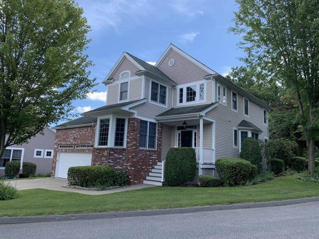 9 Rose Court Way #9, Walpole, MA 02032 (MLS #72561412) :: Primary National Residential Brokerage