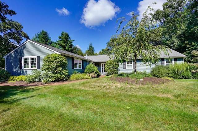64 Indian Hill Rd, Medfield, MA 02052 (MLS #72561817) :: Trust Realty One