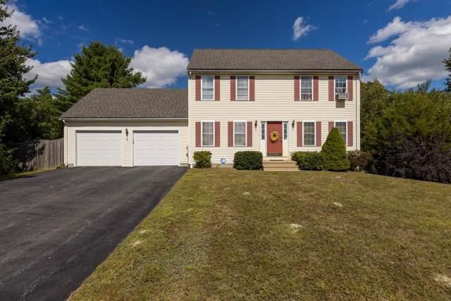 35 Harvest Ave, Dartmouth, MA 02747 (MLS #72561922) :: Westcott Properties