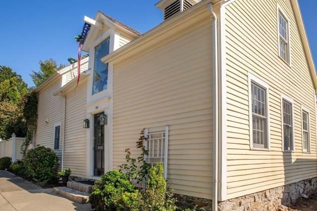110 East Clinton Street, New Bedford, MA 02740 (MLS #72562644) :: Vanguard Realty