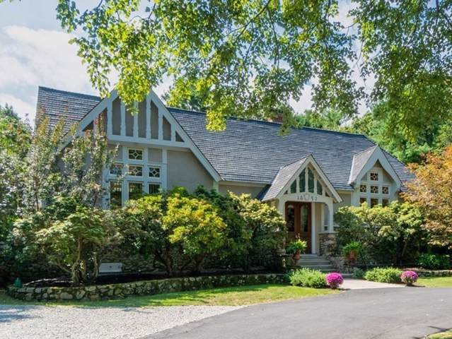 701 Country Way, Scituate, MA 02066 (MLS #72563193) :: Exit Realty
