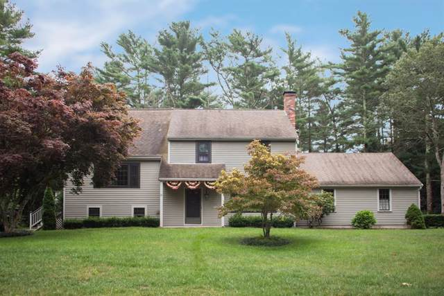 33 Weston St, Carver, MA 02330 (MLS #72563268) :: Team Patti Brainard