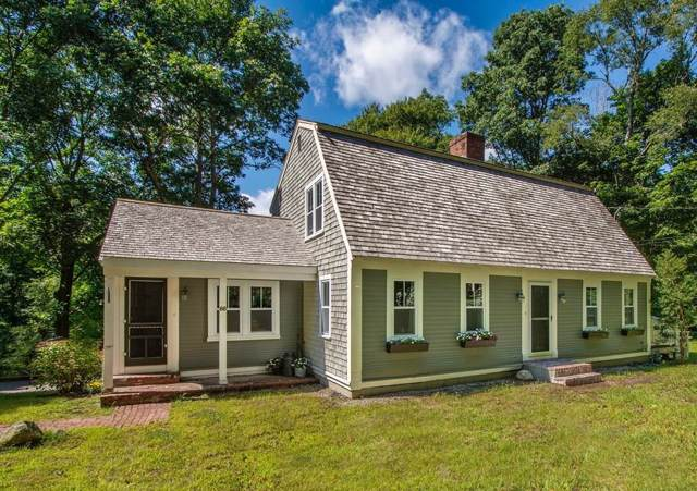 88 Grove St, Scituate, MA 02066 (MLS #72563397) :: Revolution Realty