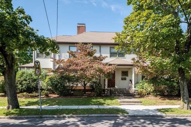 95 Waltham Street #2, Newton, MA 02465 (MLS #72563553) :: Team Patti Brainard