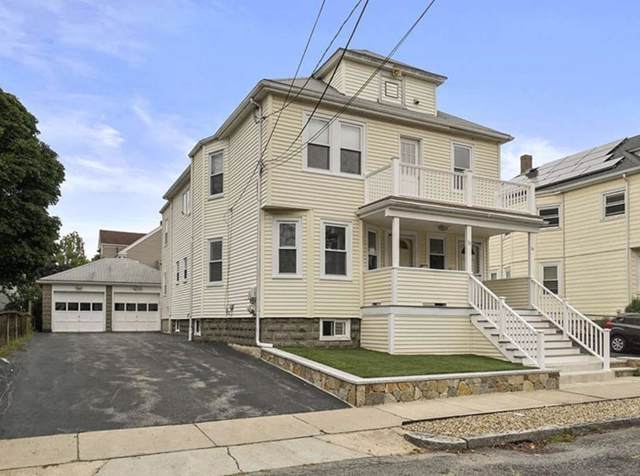 34 Amsden Street #34, Arlington, MA 02474 (MLS #72563896) :: Welchman Real Estate Group