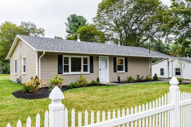 37 Pine Hill Road #7, Bedford, MA 01730 (MLS #72564115) :: Maloney Properties Real Estate Brokerage