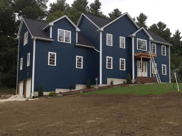 284 Putnam Hill Rd, Sutton, MA 01590 (MLS #72565092) :: Kinlin Grover Real Estate