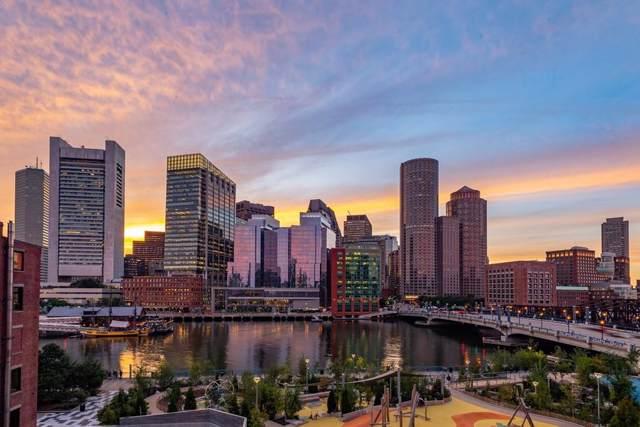 15-33 Sleeper Street 505-1, Boston, MA 02210 (MLS #72565307) :: Exit Realty