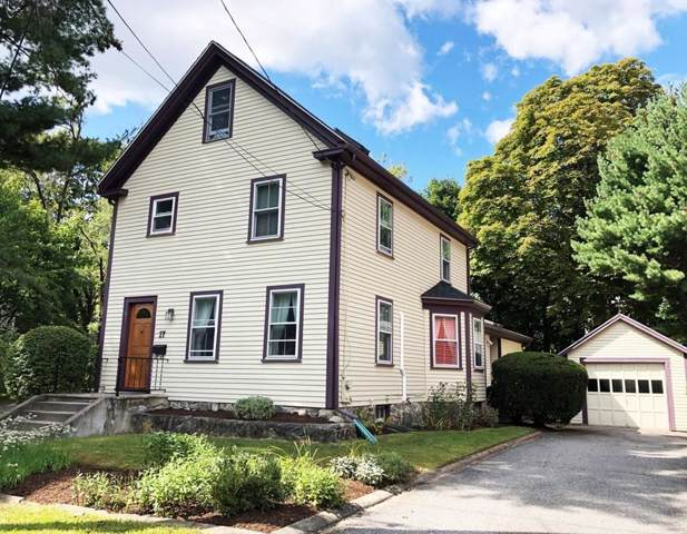 17 Columbus Street, Lexington, MA 02421 (MLS #72566032) :: Trust Realty One