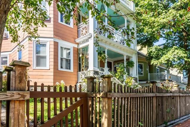 89 Montebello Rd #2, Boston, MA 02130 (MLS #72566141) :: The Gillach Group