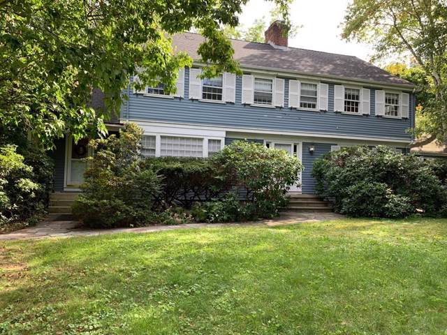 33 Rockport Road, Weston, MA 02493 (MLS #72566192) :: Vanguard Realty
