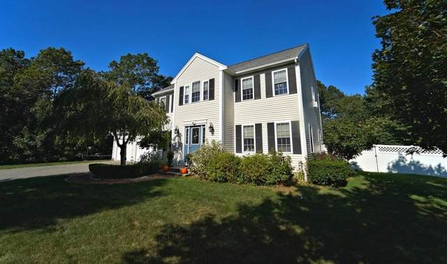 43 High Ridge Road, Bourne, MA 02532 (MLS #72566536) :: Westcott Properties
