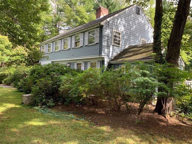33 Rockport Road, Weston, MA 02493 (MLS #72566569) :: Vanguard Realty