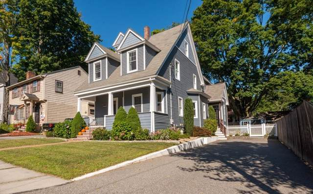 28 Glen Road, Reading, MA 01867 (MLS #72567103) :: RE/MAX Vantage