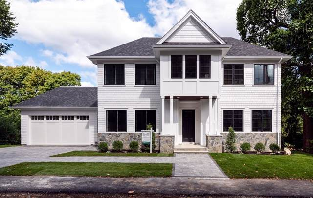 85 Waban Hill Rd. North, Newton, MA 02467 (MLS #72567225) :: The Gillach Group