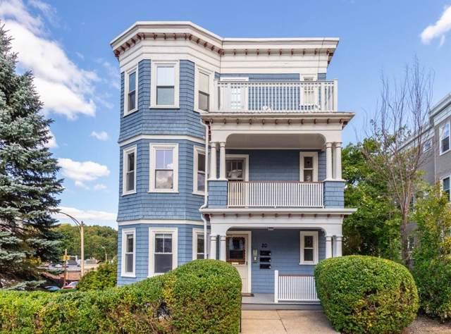 20 Montvale Street #2, Boston, MA 02131 (MLS #72567291) :: The Muncey Group