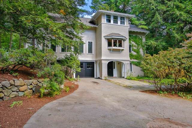 32 Edgewood Road, Lexington, MA 02420 (MLS #72567816) :: The Muncey Group