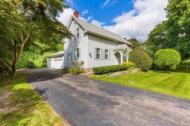 84 Elm St, Easton, MA 02356 (MLS #72568425) :: Trust Realty One